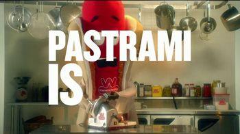 Wienerschnitzel TV Spot, 'Pastrami is BACK!' - Thumbnail 8