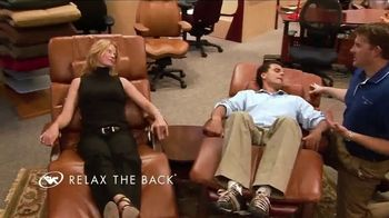 Relax the Back TV Spot, 'A Chair Can Change Your Life' - Thumbnail 10