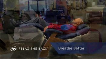 Relax the Back TV Spot, 'A Chair Can Change Your Life' - Thumbnail 6