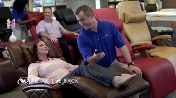 Relax the Back TV Spot, 'A Chair Can Change Your Life' - Thumbnail 7