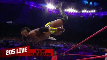 WWE Network TV Spot, 'New Action' - Thumbnail 8