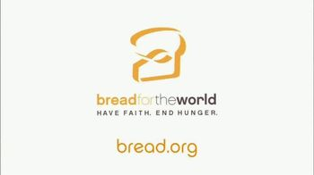 Bread for the World TV Spot, 'Working to End Hunger and Poverty' - Thumbnail 9