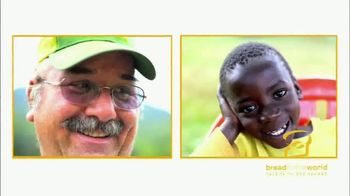 Bread for the World TV Spot, 'Working to End Hunger and Poverty' - Thumbnail 2