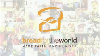 Bread for the World TV Spot, 'Working to End Hunger and Poverty' - Thumbnail 8
