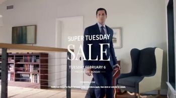 JoS. A. Bank Super Tuesday Sale TV Spot, 'Pack for Any Occasion' - Thumbnail 10