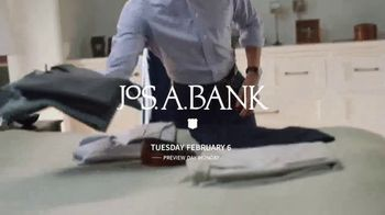 JoS. A. Bank Super Tuesday Sale TV Spot, 'Pack for Any Occasion' - Thumbnail 2