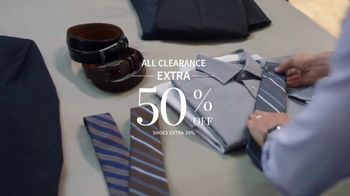 JoS. A. Bank Super Tuesday Sale TV Spot, 'Pack for Any Occasion' - Thumbnail 9