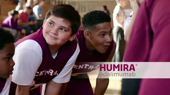 HUMIRA TV Spot, 'Basketball Game'