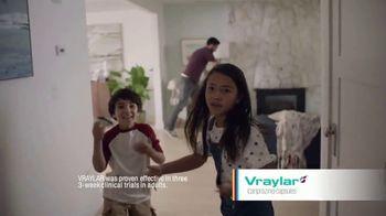 VRAYLAR TV Spot, 'Unstoppable: Savings Program' - Thumbnail 6
