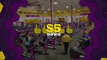Planet Fitness TV Spot, 'Good Things Come in Fives: February' - Thumbnail 2