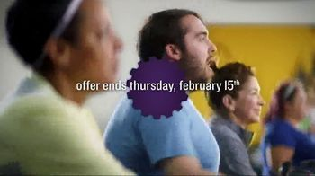 Planet Fitness TV Spot, 'Good Things Come in Fives: February' - Thumbnail 8