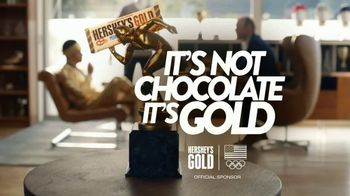 Hershey's Gold TV Spot, 'Endorsement' Featuring Apolo Ohno - Thumbnail 10