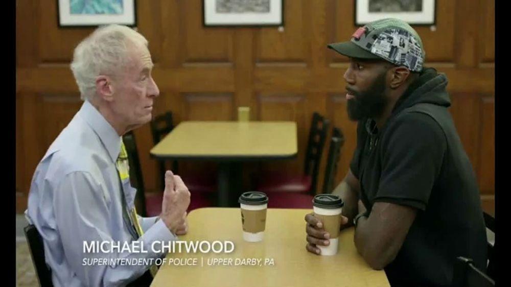 NFL TV Commercial, 'Let's Listen Together' Featuring Malcolm Jenkins