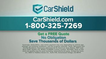 CarShield TV Spot, 'Don't Get Stuck With the Bill' - Thumbnail 9