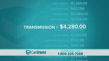 CarShield TV Spot, 'Don't Get Stuck With the Bill' - Thumbnail 4