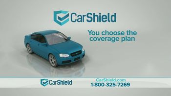 CarShield TV Spot, 'Don't Get Stuck With the Bill' - Thumbnail 6