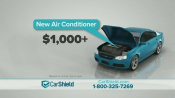 CarShield TV Spot, 'Don't Get Stuck With the Bill' - Thumbnail 7