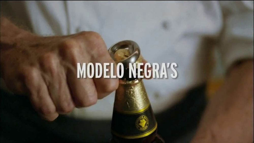 Modelo Negra TV Commercial, 'Pair With Good Food'