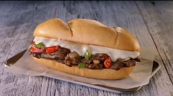 Jack in the Box Prime Rib Cheesesteak TV Spot, 'Seguridad' [Spanish] - 2 commercial airings