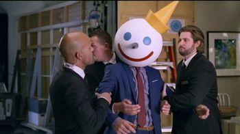 Jack in the Box Prime Rib Cheesesteak TV Spot, 'Seguridad' [Spanish] - Thumbnail 6