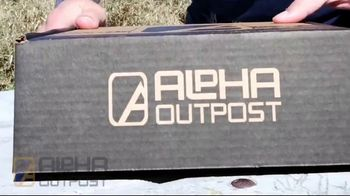 Alpha Outpost TV Spot, 'Monthly Box to Adventure' - Thumbnail 1