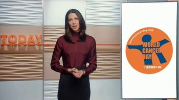 2018 World Cancer Day TV Spot, 'Super Bowl LII' Featuring Dr. Natalie Azar - Thumbnail 6
