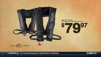 Bass Pro Shops Spring Fever Sale TV Spot, 'Jacket and Life Vest' - Thumbnail 8