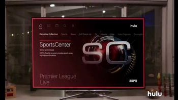 Hulu With Live TV TV Spot, 'Light Up Your Screen' Song by Layup - Thumbnail 2