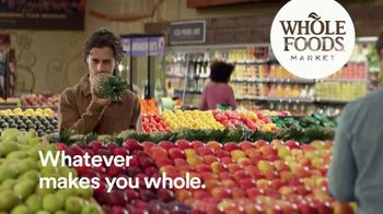 Whole Foods Market TV Spot, 'Whatever Makes You Whole: Expert Advice' - Thumbnail 10