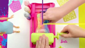 Barbie Crayola Color Magic Station TV Spot, 'Make It Just Your Style' - Thumbnail 6