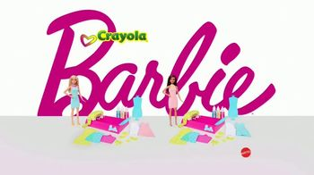 Barbie Crayola Color Magic Station TV Spot, 'Make It Just Your Style' - Thumbnail 8