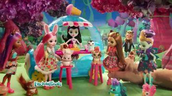 Enchantimals Wheel Frozen Treats Igloo TV Spot, 'Ice Cream Treats' - Thumbnail 6