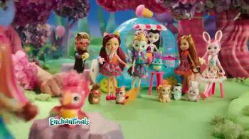 Enchantimals Wheel Frozen Treats Igloo TV Spot, 'Ice Cream Treats' - Thumbnail 8