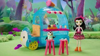 Enchantimals Wheel Frozen Treats Igloo TV Spot, 'Ice Cream Treats' - Thumbnail 9