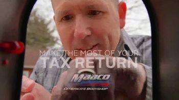 Maaco Half Off Paint Sale TV Spot, 'Tax Season' - Thumbnail 2