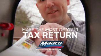 Maaco Half Off Paint Sale TV Spot, 'Tax Season' - Thumbnail 3