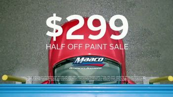 Maaco Half Off Paint Sale TV Spot, 'Tax Season' - Thumbnail 8