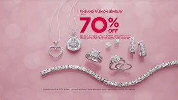 JCPenney TV Spot, 'Valentine's Day: More to Love' - Thumbnail 4