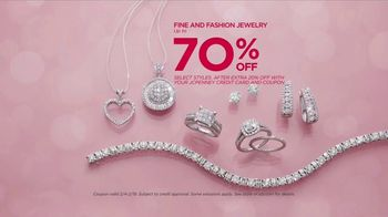 JCPenney TV Spot, 'Valentine's Day: More to Love' - Thumbnail 5