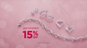JCPenney TV Spot, 'Valentine's Day: More to Love' - Thumbnail 6