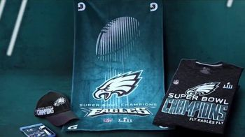 NFL Shop TV Spot, 'Celebrate with the Eagles' - Thumbnail 8