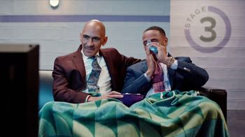 GEICO TV Spot, 'Heartbreak: NBC Breaks' Feat. Tony Dungy, Rodney Harrison - Thumbnail 9