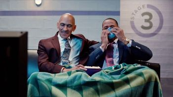 GEICO TV Spot, 'Heartbreak: NBC Breaks' Feat. Tony Dungy, Rodney Harrison - Thumbnail 8