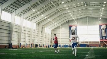 NFL Super Bowl 2018 TV Spot, 'Touchdown Celebrations' Featuring Eli Manning - Thumbnail 1