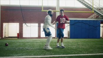 NFL Super Bowl 2018 TV Spot, 'Touchdown Celebrations' Featuring Eli Manning - Thumbnail 2