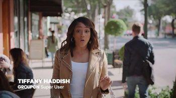 Groupon Super Bowl 2018 TV Spot, 'Who Wouldn't' Featuring Tiffany Haddish - Thumbnail 2