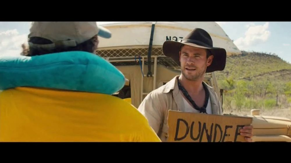 Tourism Australia: Dundee: This Isn't a Movie