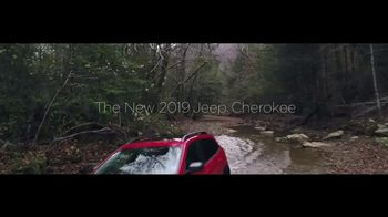 2019 Jeep Cherokee Super Bowl 2018 TV Spot, 'A Road' [T1] - Thumbnail 10