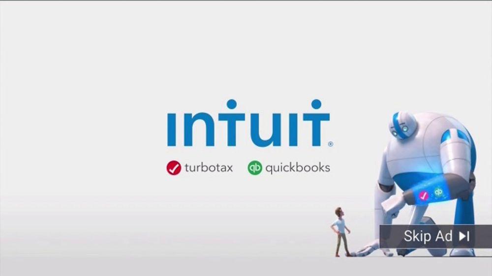 Intuit: Giant Skip Ad
