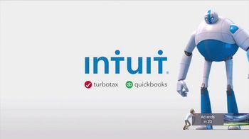 Intuit Super Bowl 2018 TV Spot, 'Giant Skip Ad' - Thumbnail 5